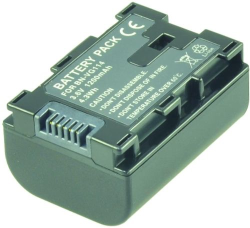 Image of   Camcorder Battery 3.6V 1200mAh