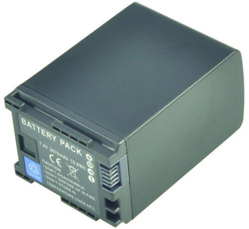Billede af Camcorder Battery 7.4V 2670mAh