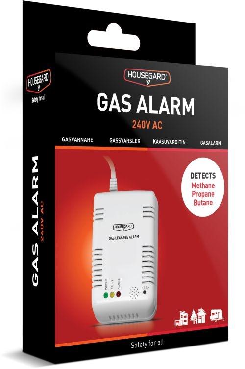 Billede af Housegard Gasalarm 240V, GA101S