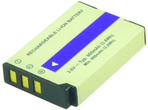 Image of   Digital Camera Battery 3.6V 850mAh