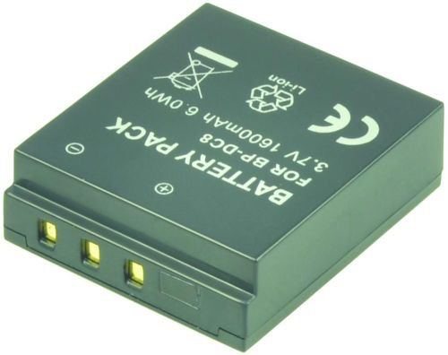 Image of   Digital Camera Battery 3.7V 1600mAh