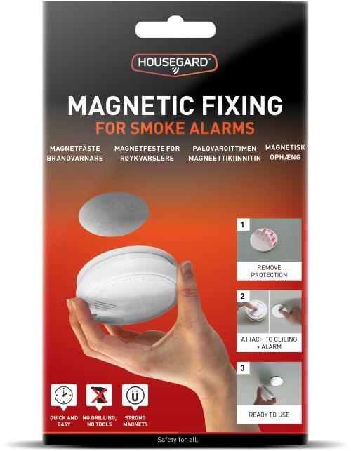 Billede af Magnetholder til røgalarm, SA500S