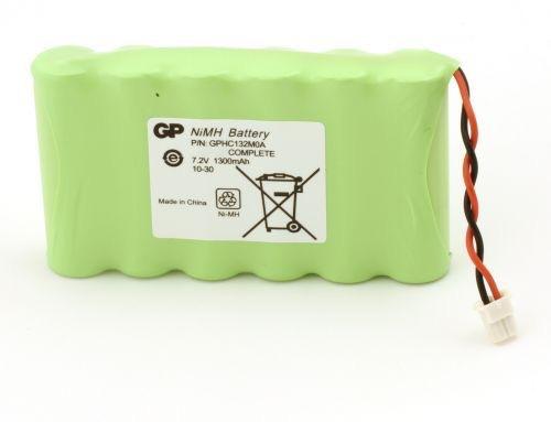 Billede af 130AAM6BMX batteri, Passer til alarmsystem Sector Complete