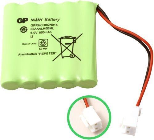 Billede af GP85AAALH5BMX batteri, Passer til alarmsystem Repeater