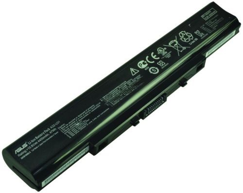 Image of   07G016GQ1875 batteri til Asus U31SD (Original) 4400mAh