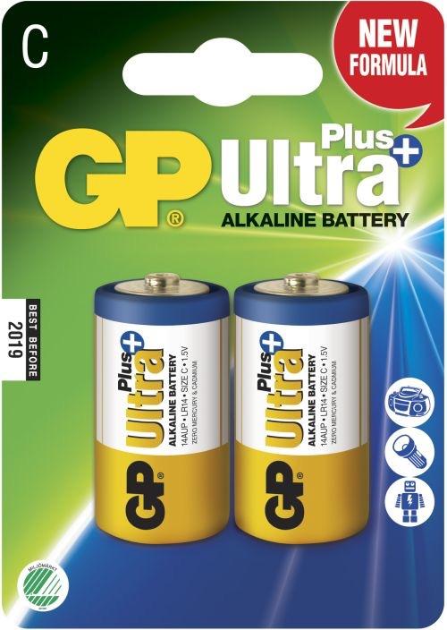 Billede af GP C Ultra Plus batterier / LR14