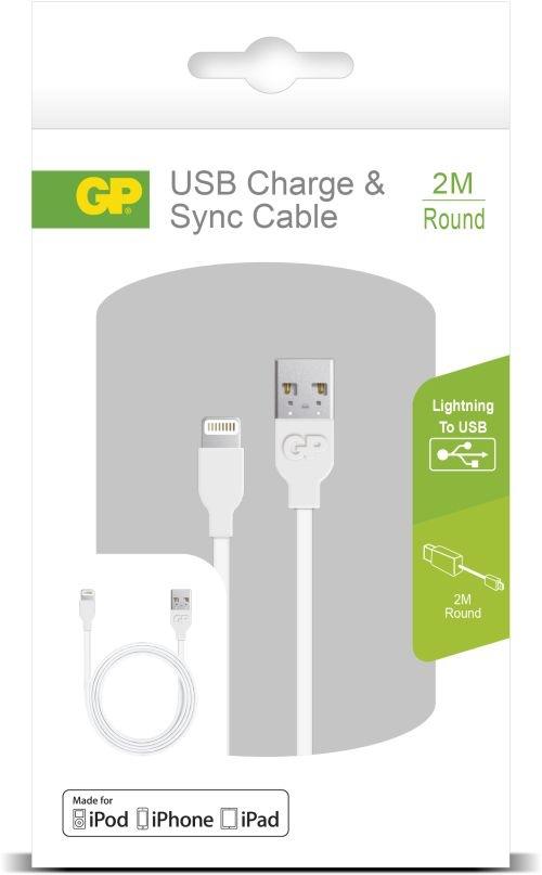 Billede af Lightning til USB kabel 2m