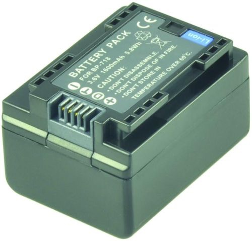 Image of   Camcorder Battery 3.6V 1600mAh