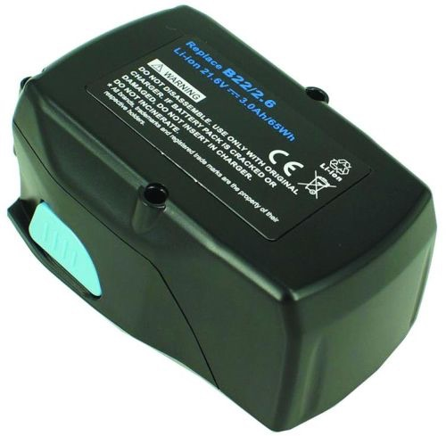 Power Tool Battery 21.6V 3000mAh