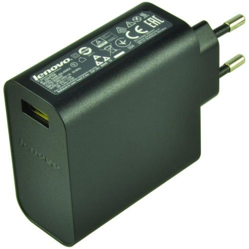 AC Adapter 40W w/o USB Cable (EU Plug) includes power cable