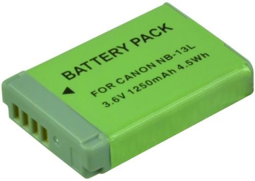 Digital Camera Battery 3.6V 1250mAh