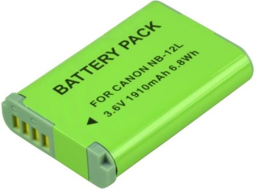 Image of   Digital Camera Battery 3.6V 1910mAh