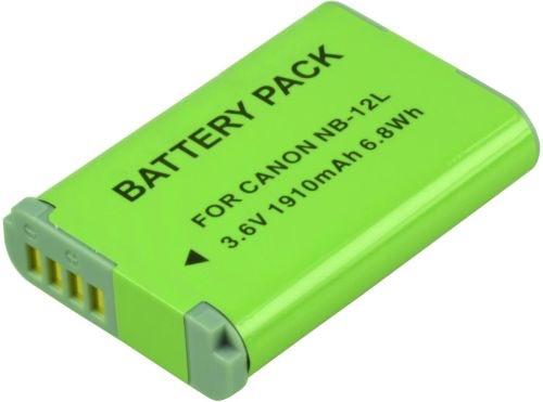 Billede af Digital Camera Battery 3.6V 1910mAh