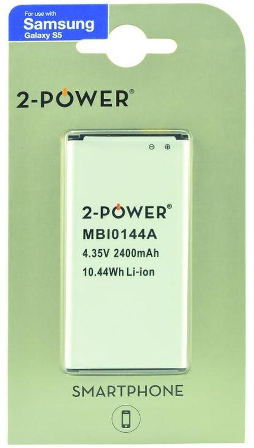 Image of   Batteri til Samsung Galaxy S5 2400mAh