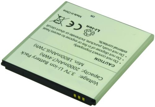 Image of   Mobile Phone Battery 3.7V 2000mAh