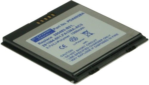 Image of   PDA Battery 3.7V 1300mAh