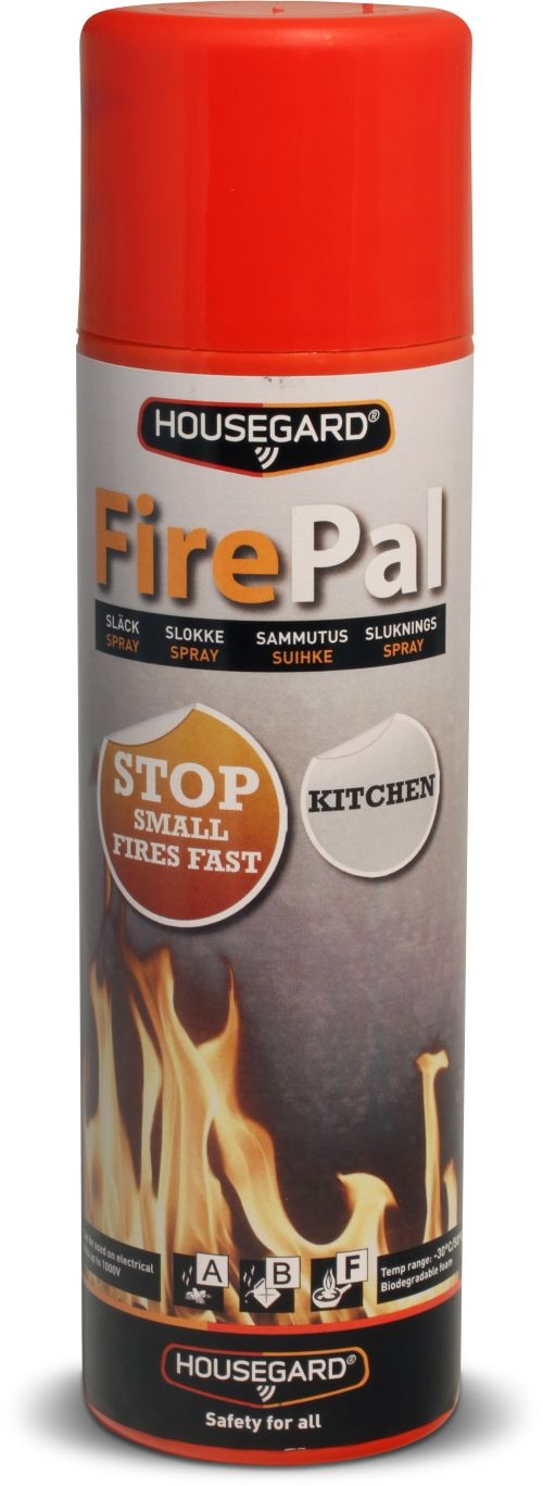 Image of   Firepal Kitchen | Særdeles effektiv slukkespray