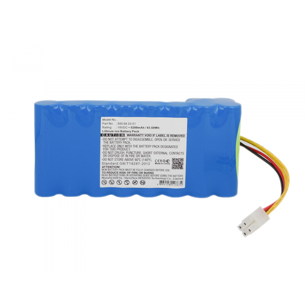 Image of Batteri til Husqvarna Automower 330X (Kompatibelt) - 5200 mAh.