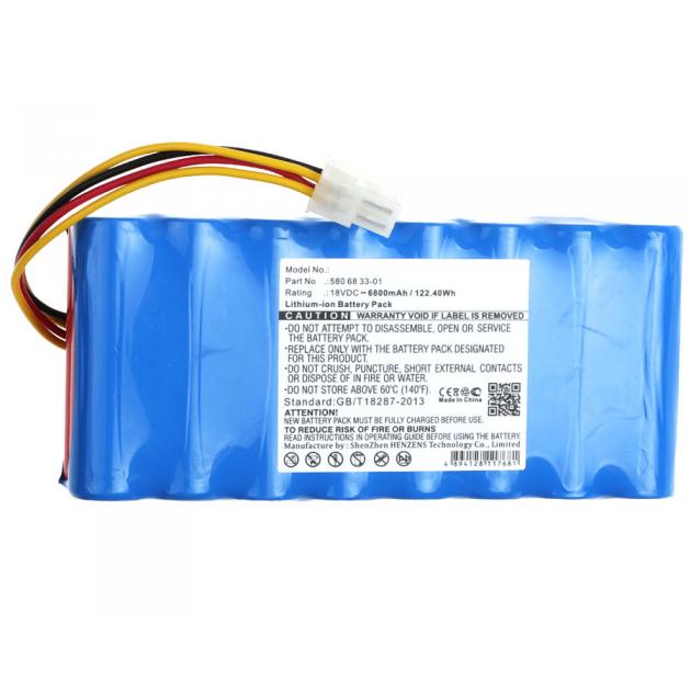 Image of Batteri til Husqvarna Automower 320 / 330X / 430 (Kompatibelt) - 6800 mAh.