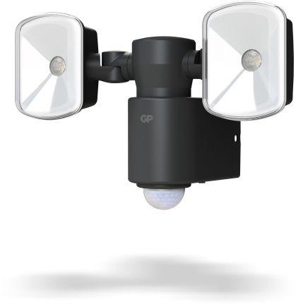 Billede af GP Safeguard RF4.1. Kraftig ledningsfri udendørs sensorlampe