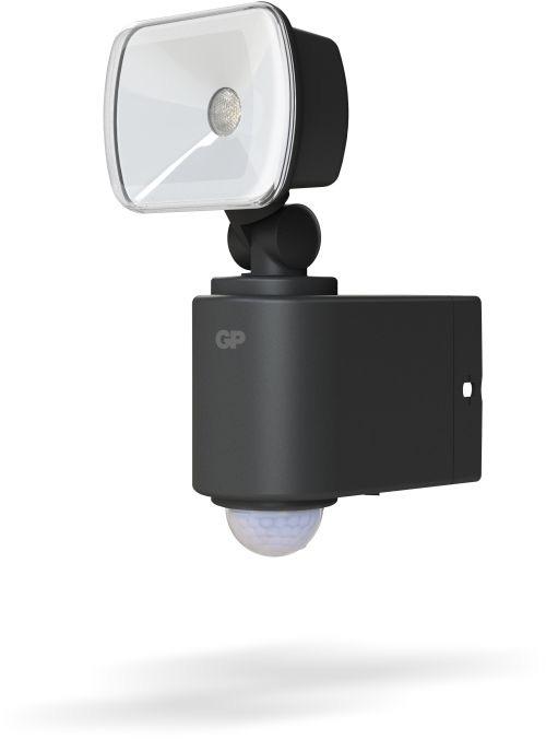 Billede af GP Safeguard RF3.1. Kraftig ledningsfri udendørs sensorlampe