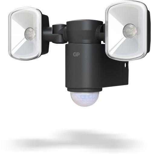 Billede af GP Safeguard RF2.1. Kraftig ledningsfri udendørs sensorlampe