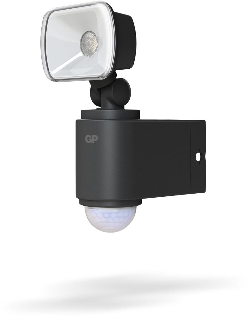 Billede af GP Safeguard RF1.1. Kraftig ledningsfri udendørs sensorlampe