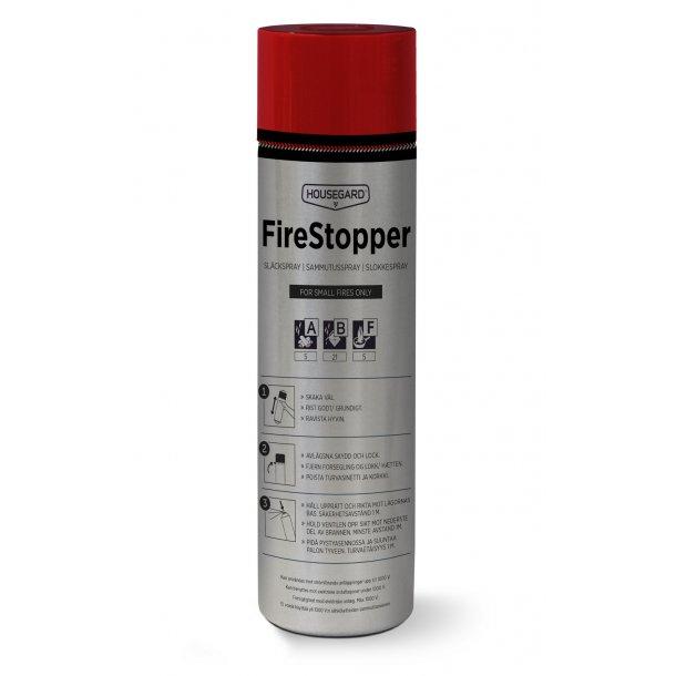 Housegard Firestopper   Særdeles effektiv slukkespray