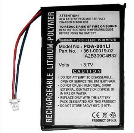 Batteri til Garmin iQue 3200 (extended)