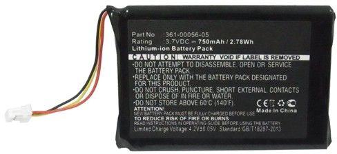 Batteri til Garmin Nuvi 40