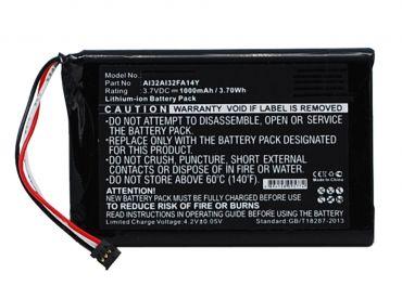 Batteri til Garmin Nuvi 2539LMT / 2559LMT / 2589LMT / 2599LMT