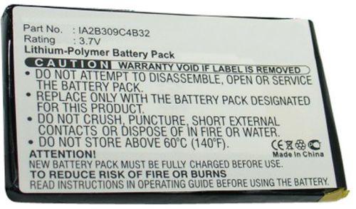 Batteri til Garmin Nuvi 300-serien