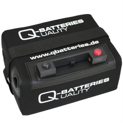 Image of   12 volt 18 Ah. lithiumbatteri til golfvogn