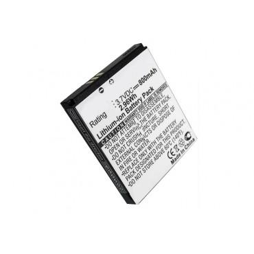 Doro PhoneEasy 410 / 410GSM / 610 800mAh batteri (kompatibelt)