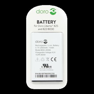 Billede af Batteri DBM-1500B til Doro Liberto 820 Mini (Originalt)