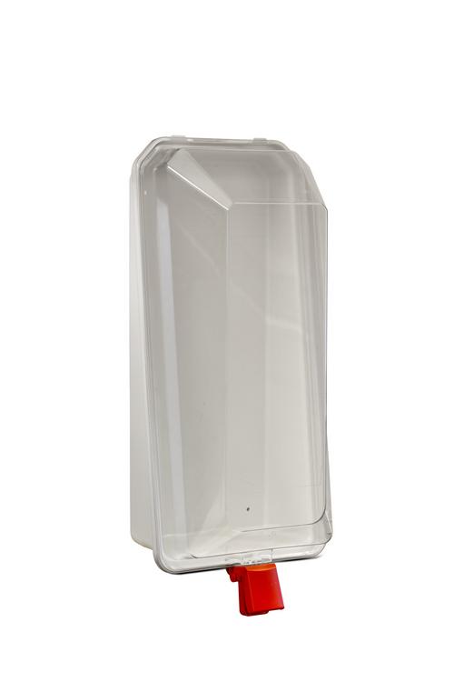 Billede af CGS brandskabe til 6 kg slukker, crystal, EC6C