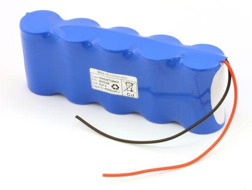 Billede af Batteripakke til nødbelysning 6,0volt 4500mAh. Cd