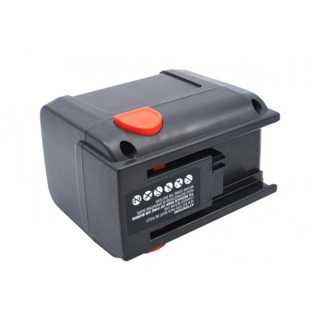 Image of Batteri til Gardena AccuCut / EasyCut / Ergocut 5000mAh (Kompatibelt)