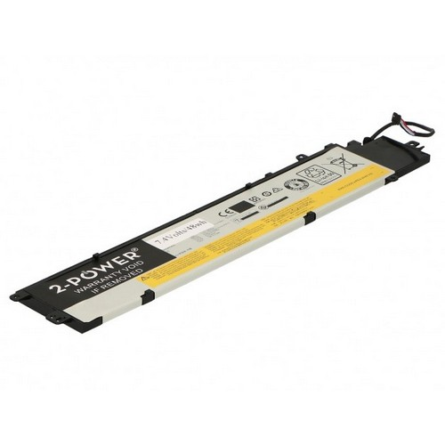 Image of   2-Power batteri til bl.a. Lenovo Erazer Y40 - 6486mAh