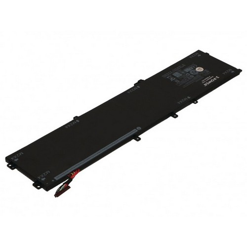 Image of   2-Power batteri til bl.a. Dell Precision 5510 - 7260mAh