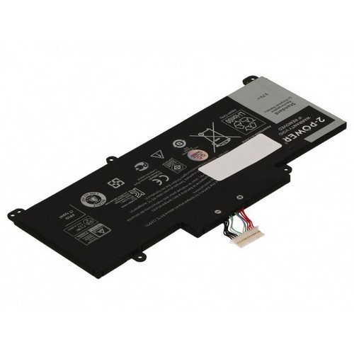 Image of   2-Power batteri til bl.a. Dell Venue 8 Pro 5830 - 4680mAh