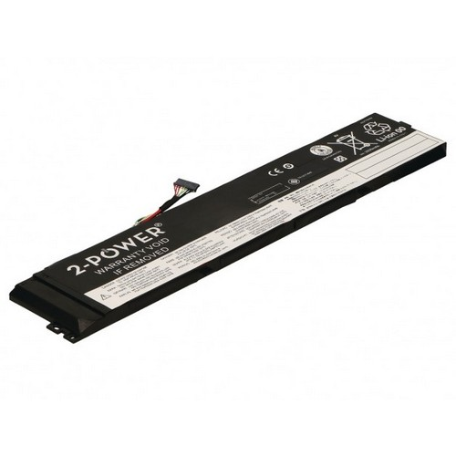 Image of   2-Power batteri til bl.a. Lenovo ThinkPad S431, S440, V4400U - 3100mAh