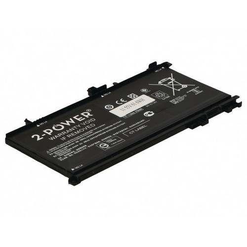 Image of   2-Power batteri til bl.a. HP OMEN 15-AX010CA - 5370mAh