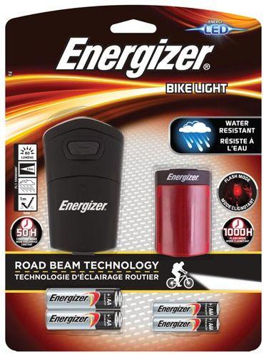 Billede af Energizer cykellygter