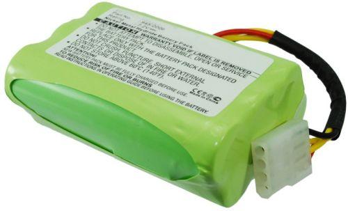Batteri til NEATO Robotstøvsugere XV-11(Kompatibelt) ( OBS! Maskinen bruger 2 stk.) - 3500 mAh