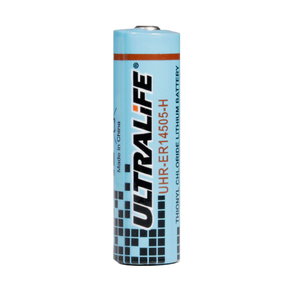 Image of   3,6 volt AA Ultralife Lithium batteri 2000mAh