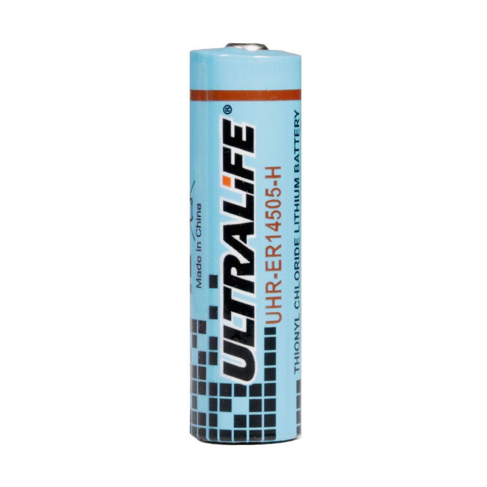 Image of 3,6 volt AA Ultralife Lithium batteri 2000mAh