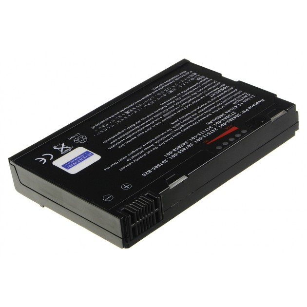 Image of 267865-001 batteri til Compaq Armada 7400 Series (Kompatibelt) 3200mAh