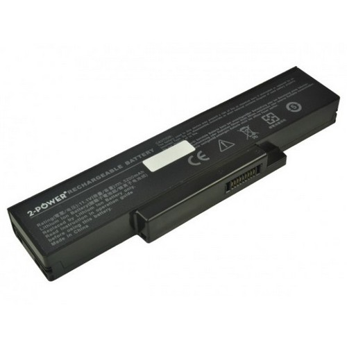 Image of   2-Power Laptop batteri til Dell Inspiron 1425 - 5200mAh
