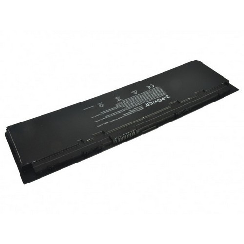 Image of   2-Power Laptopbatteri til bl.a. Dell Latitude E7240 (Kompatibelt) - 5880mAh